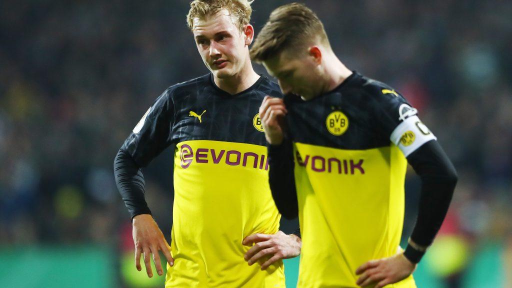 Medien: Reus und Brandt müssen um EM-Tickets bangen