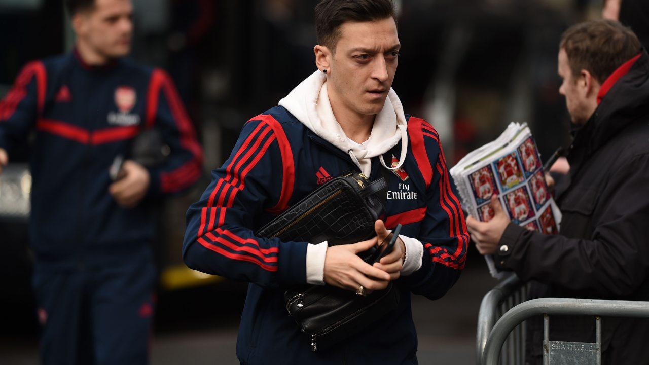 """Arteta verteidigt Özil-Ausbootung: """"Habe mein Bestes gegeben"""""""