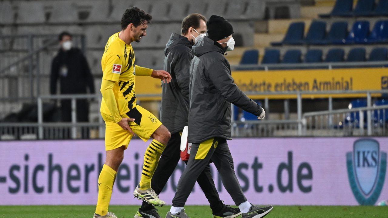 Mats Hummels Verletzung Aktuell