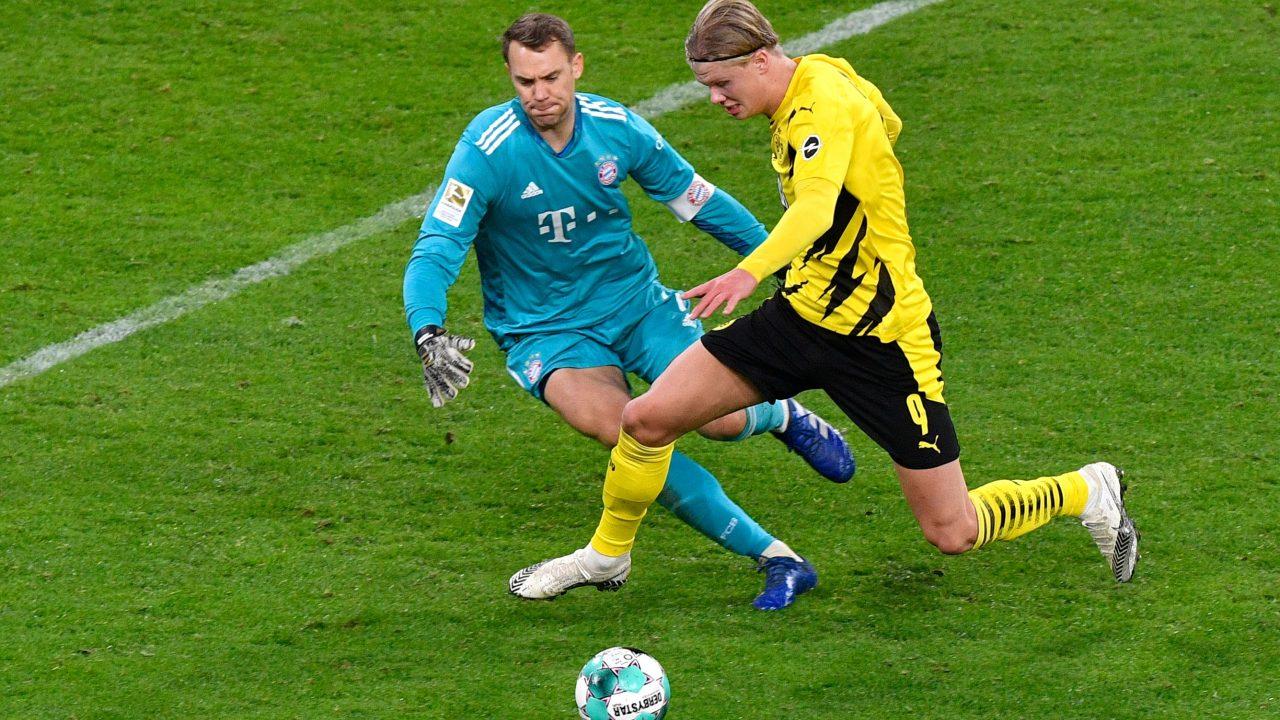 Dortmund Neuer Stürmer