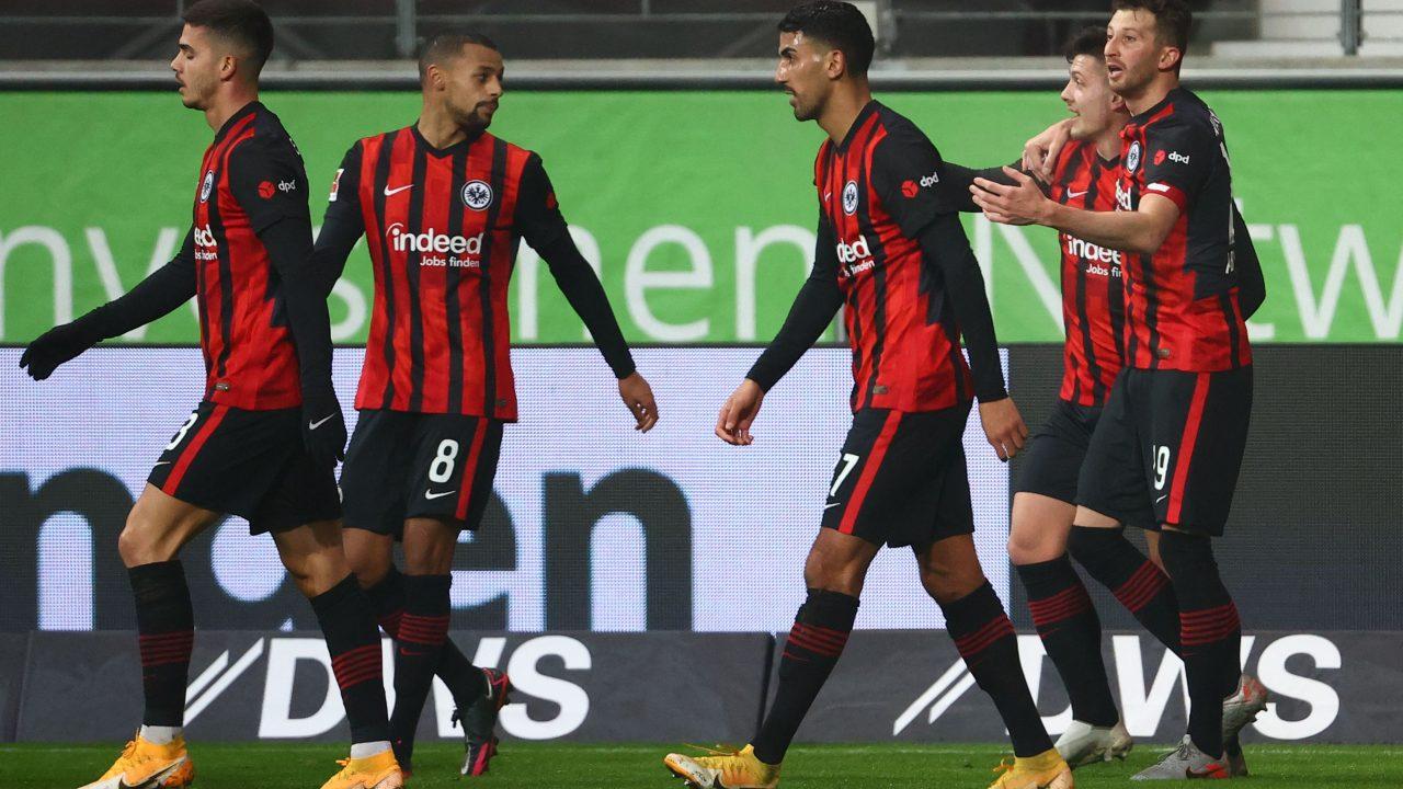 Nichts verlernt: Jovic meldet sich mit Knallertreffer in Bundesliga zurück!