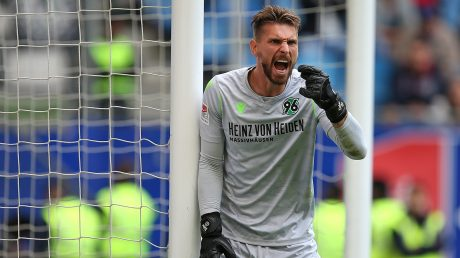 Zieler ist endgültig degradiert worden. Foto: Cathrin Mueller/Bongarts/Getty Images