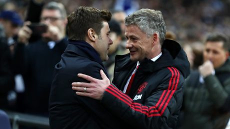 Ersetzt Pochettino Solskjaer? Foto: Clive Rose/Getty Images