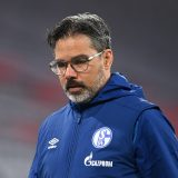 David Wagner musste nach zwei Spieltagen den Hut nehmen. Foto: CHRISTOF STACHE/AFP via Getty Images