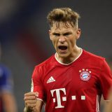 Kimmich in typischer Pose. Foto: Alexander Hassenstein/Bongarts/Getty Images