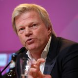 Kahn hat die neue Spielergeneration kennengelernt. Foto: Alexander Hassenstein/Bongarts/Getty Images